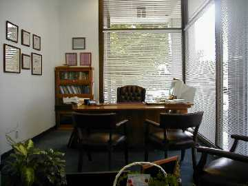 Peter Mogren's Office