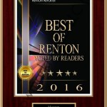 Best of Renton 2016